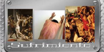 El sufrimiento forma parte de la vida del cristiano.